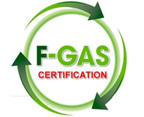 certificazione-fgas-Trattamento Aria-Technodal
